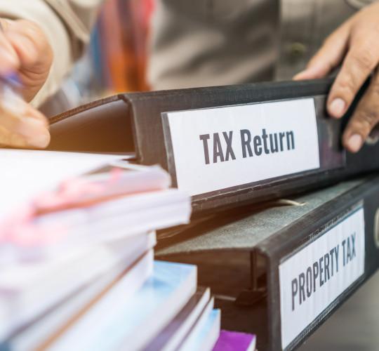 Zrušení daně z nabytí nemovitých věcí