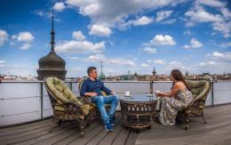 Praha 7 - prestižní bydlení kolem zeleně na místě bývalé průmyslové čtvrti