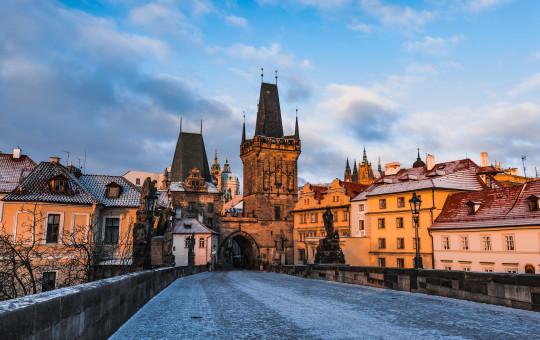 Чехия занимает шестое место в Евросоюзе по темпу роста цен на недвижимость