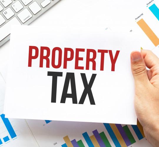 Přiznání k dani z nemovitých věcí v roce 2021
