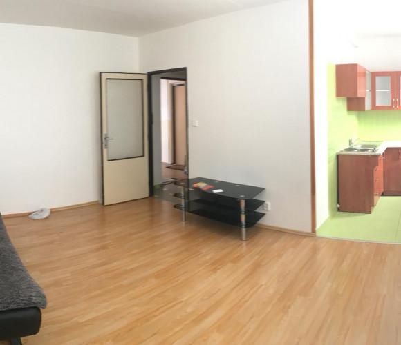 For sale flat 1+kk, 30 m2 - Mostecká, Kladno