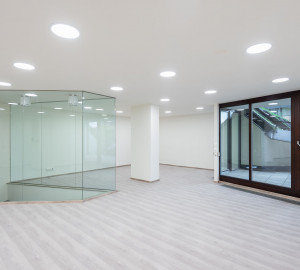 For sale commercial offices, 126 m2 - Pitterova, Prague 3