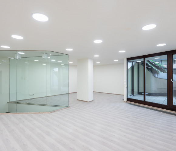 For sale commercial offices, 126 m2 - Pitterova, Prague 3