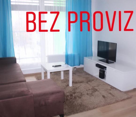 Pronájem bytu 1+kk, 28 m2 - Nad úžlabinou, Praha 10