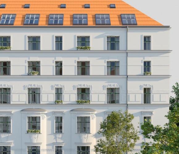Prodej bytu 2+kk, 62 m2 - U Kanálky, Královské Vinohrady, Praha 2