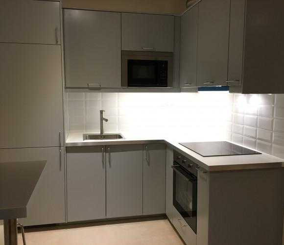 Rent flat 1+kk, 38 m2 - Olšanská,