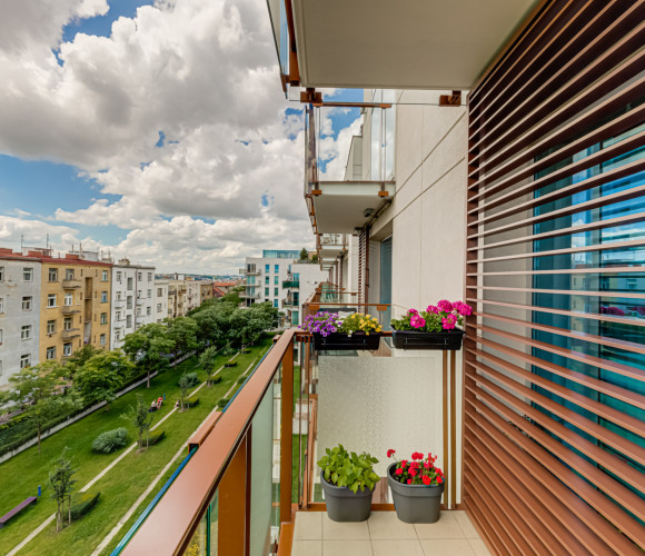 For sale flat 4+kk, 107 m2 - Korunní, Prague 10