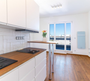 For sale flat 1+kk, 32 m2 - Přípotoční, Prague 10