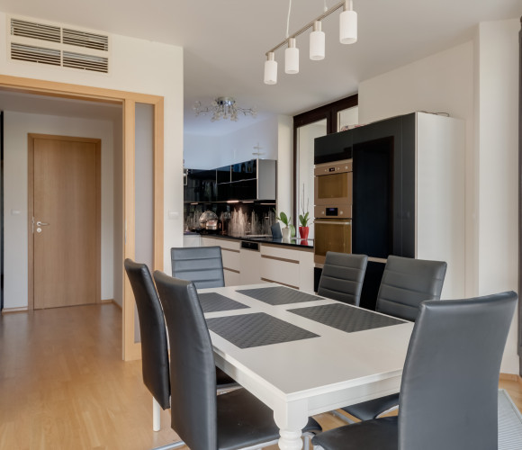 Prodej bytu 4+kk, 126 m2, Praha 3
