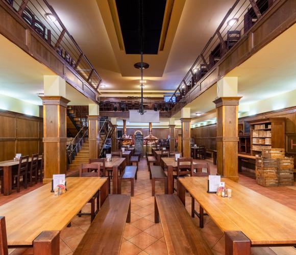 For sale commercial restaurant, - Podjavorinské, Prague 4