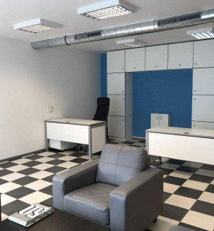 Rent commercial offices, 71 m2 - Ke Kapslovně, Prague 3 - Žižkov