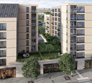 Prodej komerční obchodní prostory, 103 m2, Praha 10
