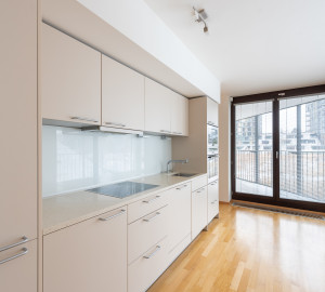 For sale flat 3+kk, 101 m2 - Pitterova, Prague 3