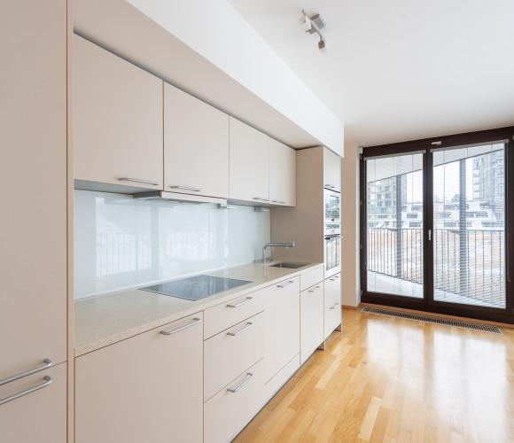 For sale flat 3+kk, 101 m2 - Pitterova, Prague 3