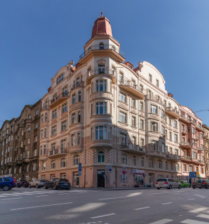 For sale flat 1+kk, 35 m2 - Zborovská, Prague 5
