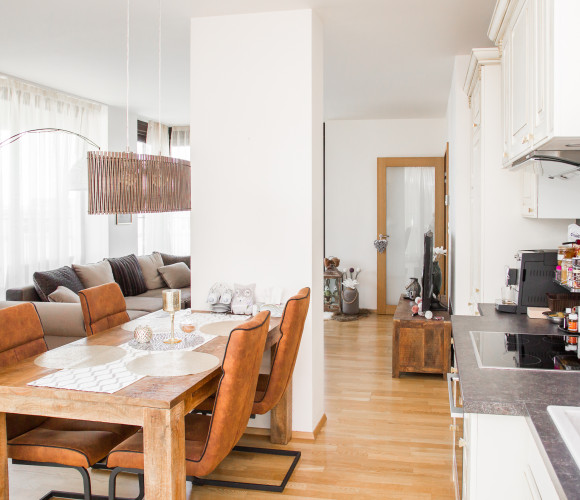 For sale flat 3+kk, 89 m2 - Ke Kapslovně, Prague 3