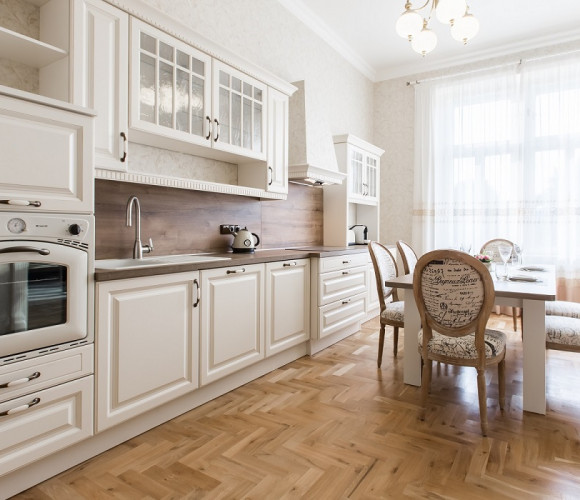 Prodej bytu 4+kk, 105 m2 - Masarykovo nábřeží, Praha 1