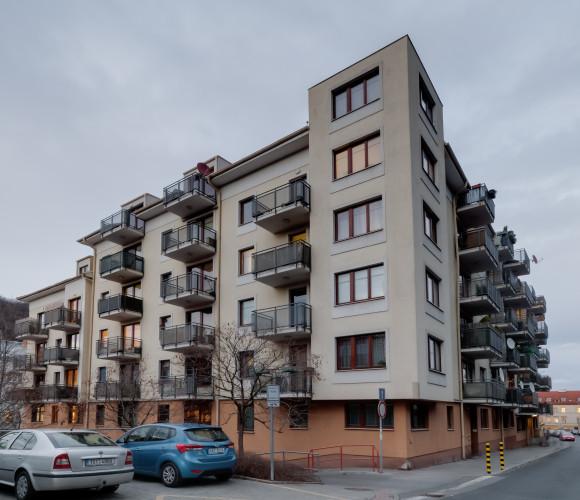 Prodej bytu 2+kk, 44 m2 - Na Neklance, Praha 5