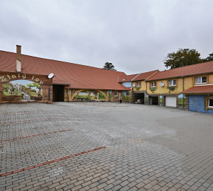 For sale commercial accommodation, 3780 m2 - Malý Malahov