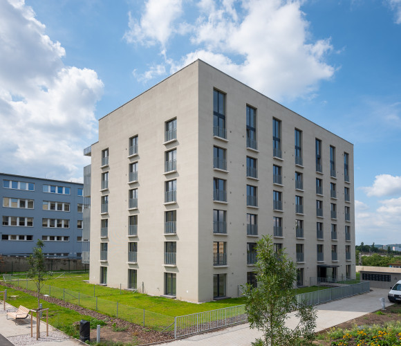 Prodej bytu 2+kk, 42 m2 - Novovysočanská, Praha 9