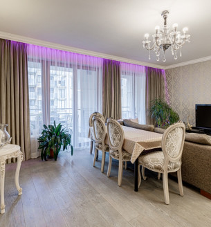 For sale flat 4+kk, 89 m2 - Heinemannova, Prague 6