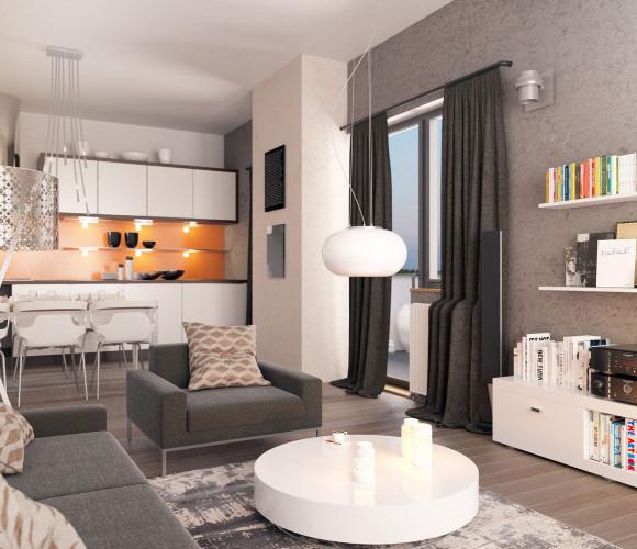 Продажа квартиры 2+kk, 40 m2 - Jiráskova,