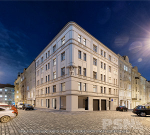 For sale flat 1+kk, 32 m2 - Na spojce, Prague 10
