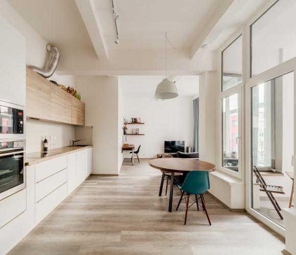 For sale flat 2+kk, 69 m2 - Bartoškova, Prague 4