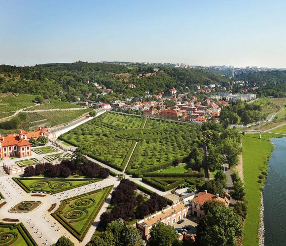 Prodej bytu 3+kk, 116 m2, Rezidence Troja, Praha 7, Pod Havránkou