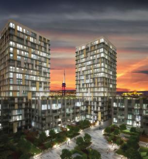 Pronájem bytu 1+kk, 42 m2 - Olšanská
