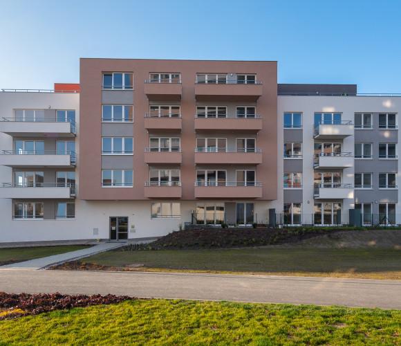 Prodej bytu 2+kk, 48 m2 - Štanderova, Praha 9