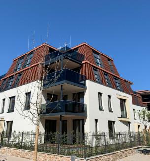 Продажа квартиры 4+kk, 148 m2 - Pod Havránkou, Резиденция Troja, Прага 7, Pod Havránkou