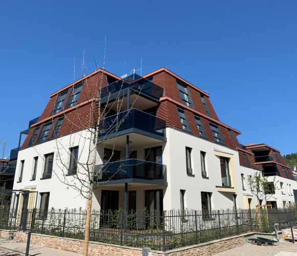 Prodej bytu 4+kk, 148 m2 - Pod Havránkou, Rezidence Troja, Praha 7, Pod Havránkou
