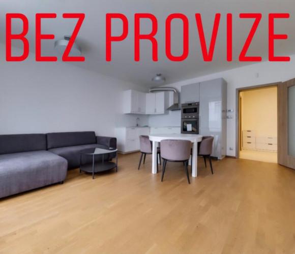 Pronájem bytu 2+kk, 63 m2 - V Háji - Holešovice, Praha 7