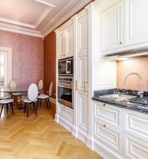 For sale flat 3+1, 135 m2 - Veleslavínova, Prague 1