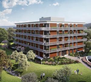 Prodej bytu 4+kk, 104 m2, RIVIÉRA MODŘANY, Praha 12, Vorařská