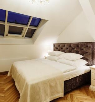 Pronájem bytu 1+kk, 20 m2 - Kaprova