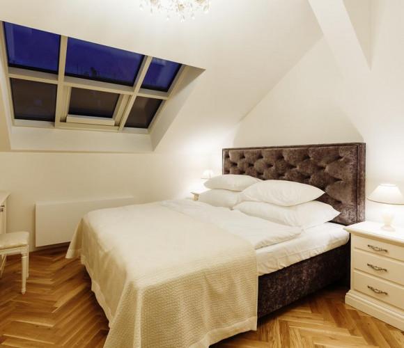 Аренда квартиры 1+kk, 20 m2 - Kaprova, Прага 1