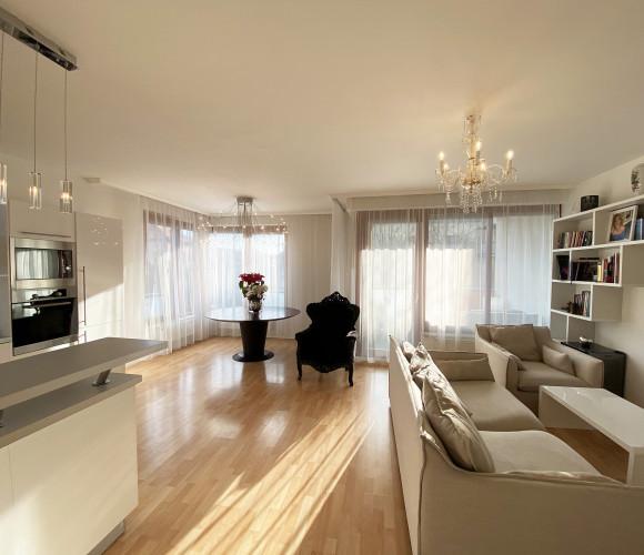 Prodej bytu 3+kk, 98 m2 - Starochodovská, Praha 11