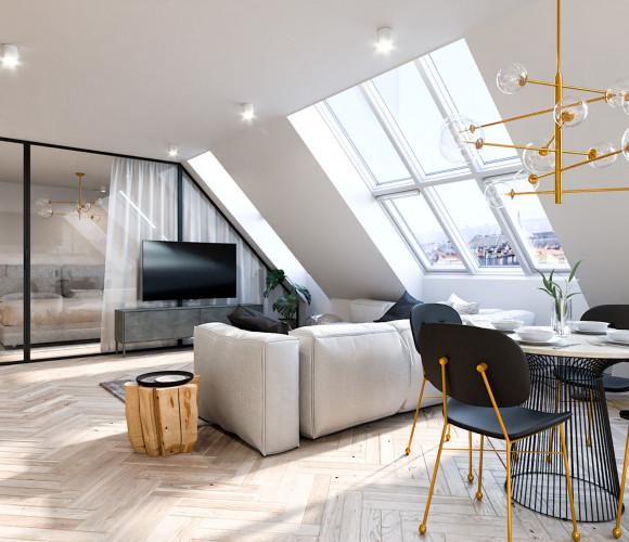 Prodej bytu 4+kk, 157 m2 - Mánesova, Královské Vinohrady, Praha 2