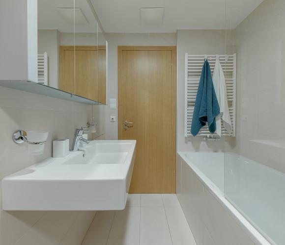Prodej bytu 2+kk, 62 m2 - Pitterova, Praha 3
