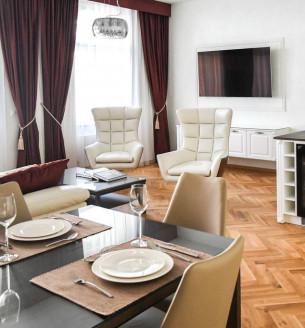 Pronájem bytu 2+kk, 90 m2 - Kaprova
