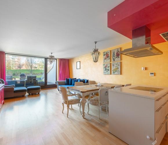 For sale flat 3+kk, 114 m2 - Pitterova, Prague 3