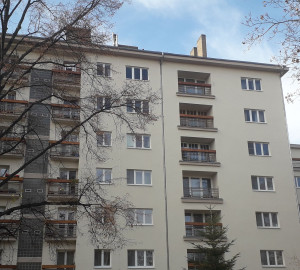 For sale flat 3+kk, 83 m2 - Podbabská, Prague 6