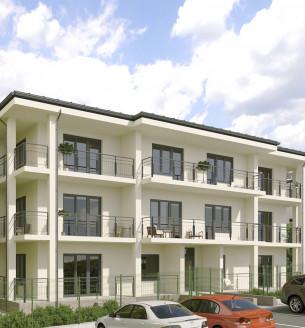 Prodej bytu 3+kk, 111 m2, Rezidence Svatošská, Karlovy Vary
