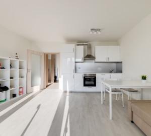 Продажа квартиры 1+kk, 35 m2 - Modrého, Прага 9