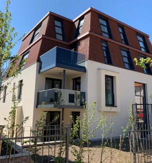Продажа квартиры 4+kk, 131 m2 - Pod Havránkou, Резиденция Troja, Прага 7, Pod Havránkou