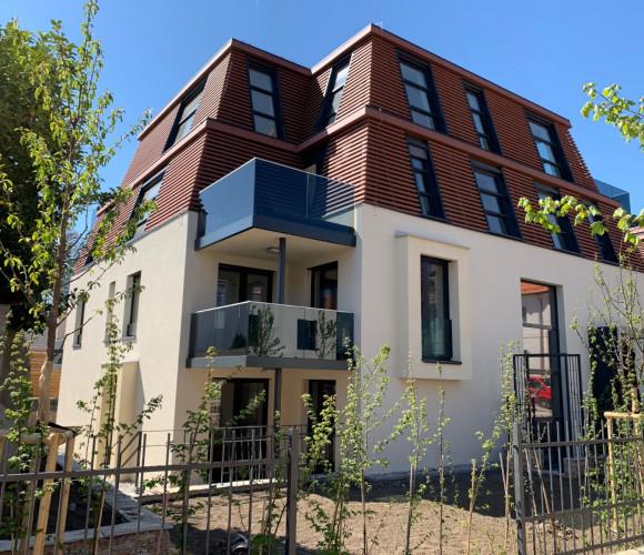 Prodej bytu 4+kk, 131 m2 - Pod Havránkou, Rezidence Troja, Praha 7, Pod Havránkou