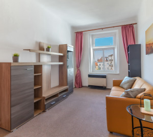 Rent flat 2+1, 41 m2 - Norská, Prague 10
