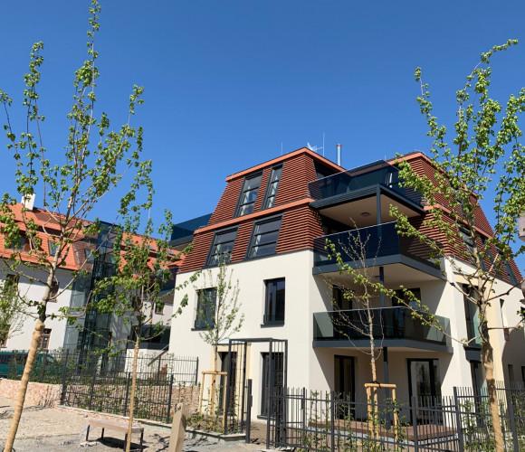 For sale flat 5+kk, 142 m2 - Pod Havránkou, Residence Troja, Prague 7, Pod Havránkou